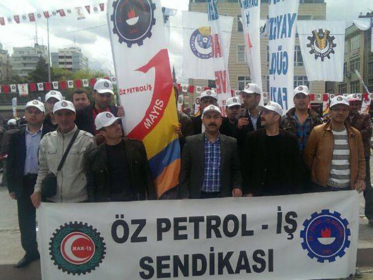 Öz Petrol İş Sendikası