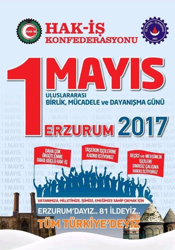 1 Mayıs Erzurum